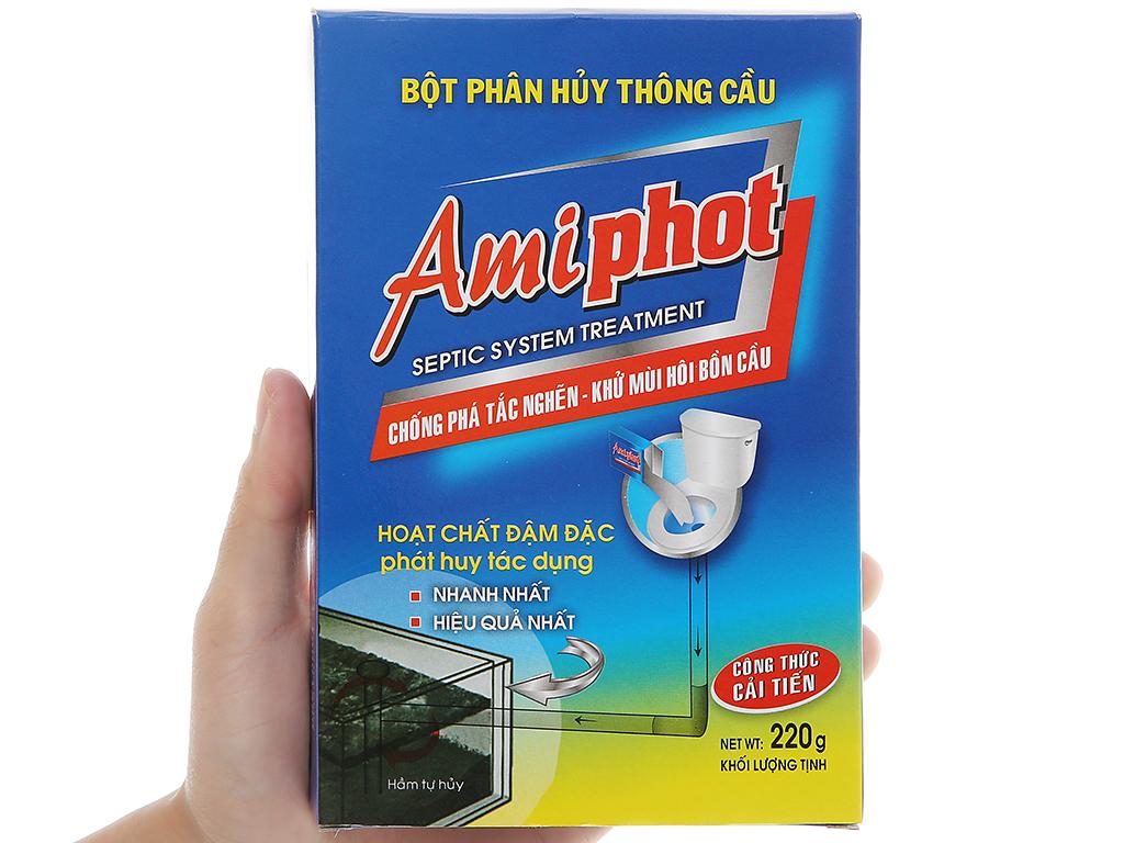 bot thong ong cong amiphot