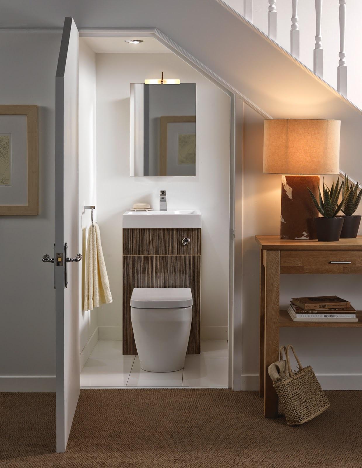 mẫu thiết kế nhà vệ sinh với diện tích nhỏ
